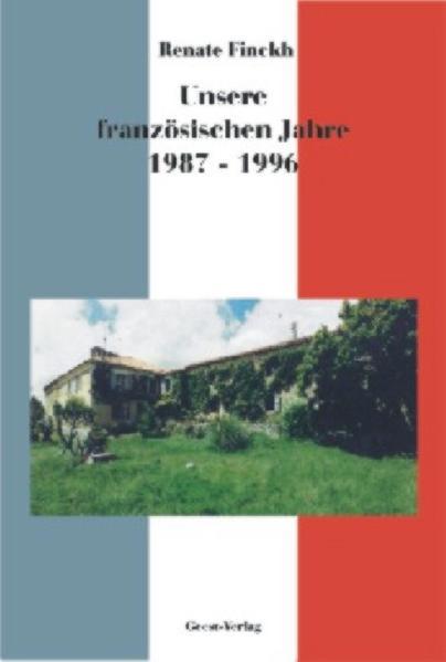 Unsere französischen Jahre - Coverbild