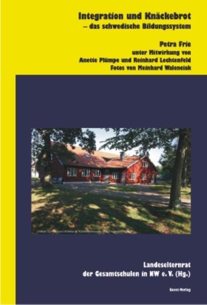 Integration und Knäckebrot - Coverbild