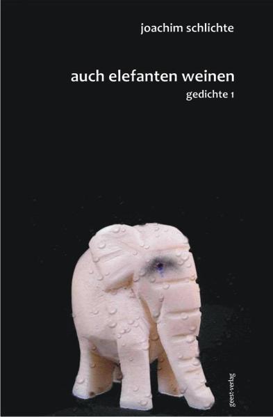 auch elefanten weinen - Coverbild