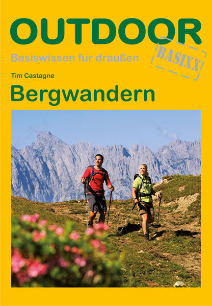 Bergwandern - Coverbild