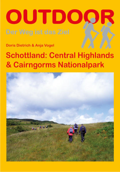 Schottland: Central Highlands & Cairngorms National Park - Coverbild