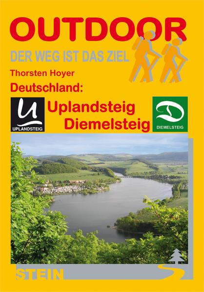 Deutschland: Uplandsteig - Diemelsteig - Coverbild
