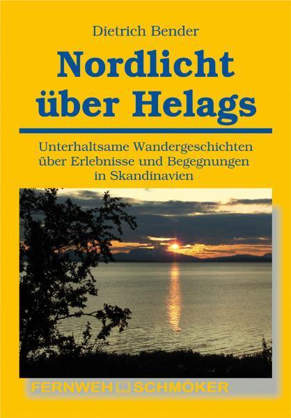 Nordlicht über Helags - Coverbild