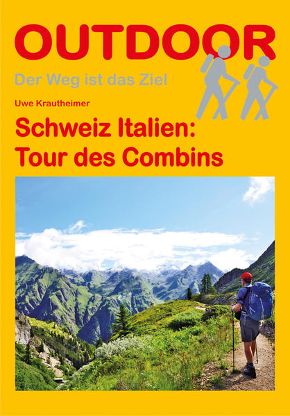 Schweiz Italien: Tour des Combins - Coverbild