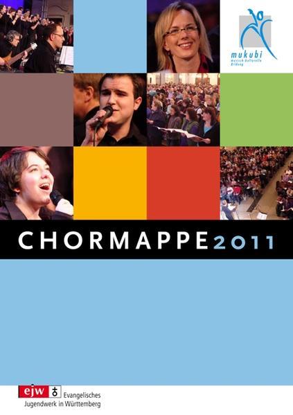 Chormappe 2011 - Coverbild