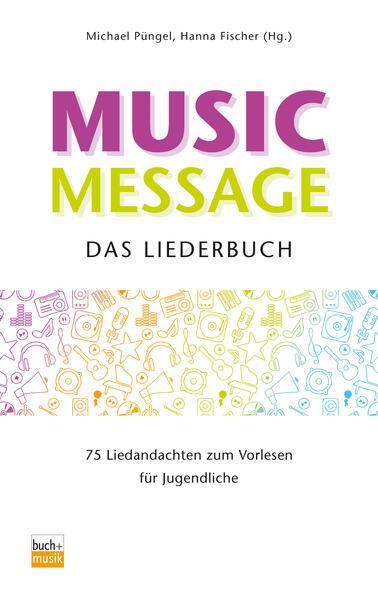 Music Message Das Liederbuch - Coverbild