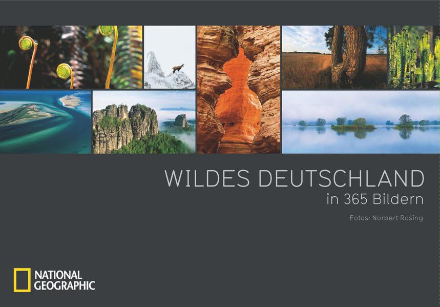 Wildes Deutschland in 365 Bildern PDF Jetzt Herunterladen