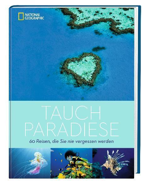 Tauchparadiese - Coverbild