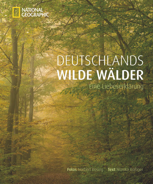 Deutschlands wilde Wälder - Coverbild