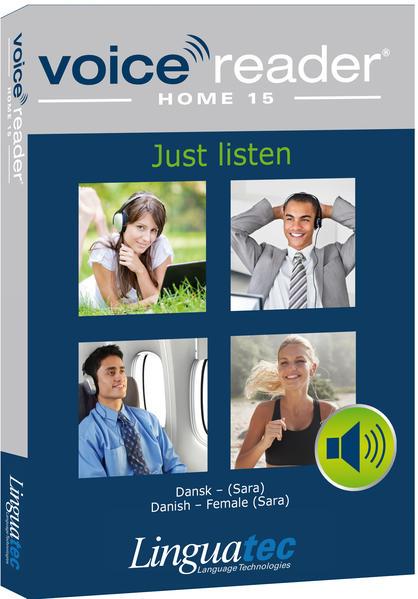 Voice Reader Home 15 Dänisch – weibliche Stimme (Sara) - Coverbild