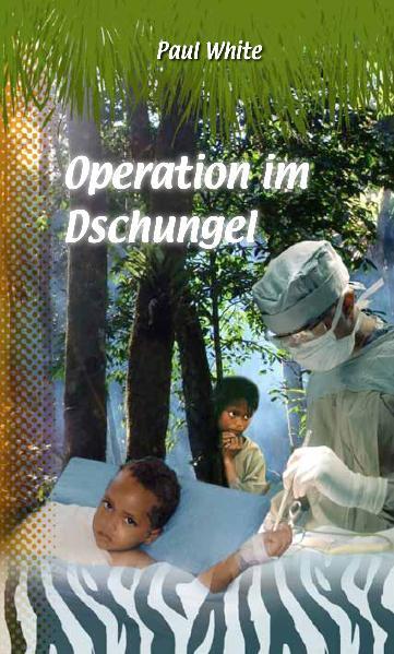 Operation im Dschungel - Coverbild
