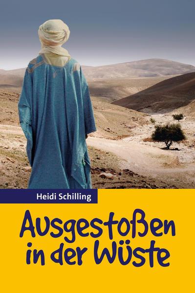 Ausgestoßen in der Wüste - Coverbild