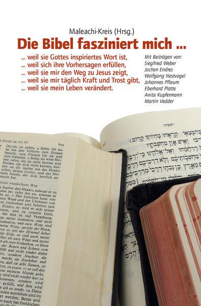 Die Bibel fasziniert mich … - Coverbild