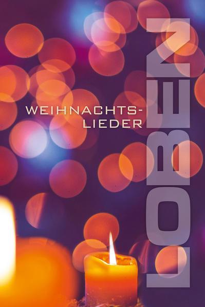 LOBEN Weihnachtslieder - Coverbild