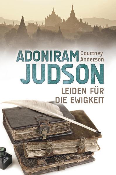 Adoniram Judson - Coverbild