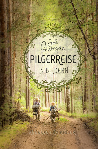 Pilgerreise in Bildern - Coverbild