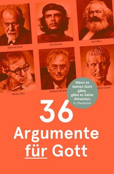 36 Argumente für Gott - Coverbild