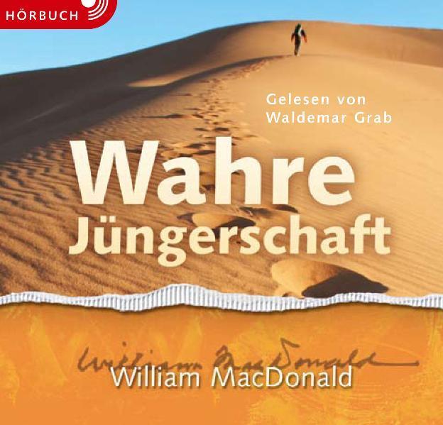 Wahre Jüngerschaft - Coverbild