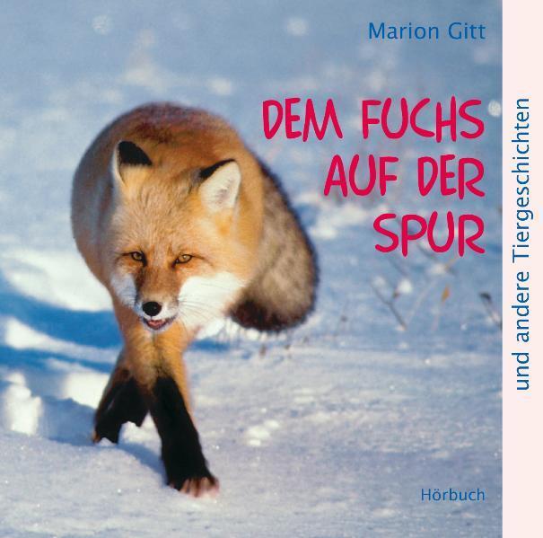 Dem Fuchs auf der Spur - Coverbild