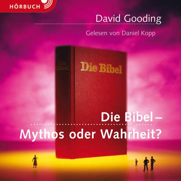 Die Bibel – Mythos oder Wahrheit? (Hörbuch) - Coverbild