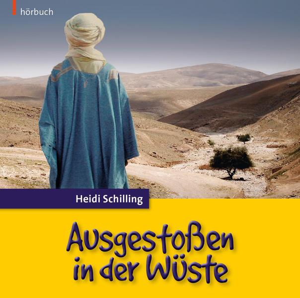 Ausgestoßen in der Wüste (Hörbuch) - Coverbild