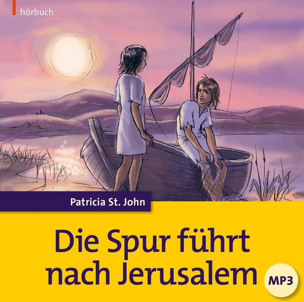 Die Spur führt nach Jerusalem (Hörbuch [MP3]) - Coverbild