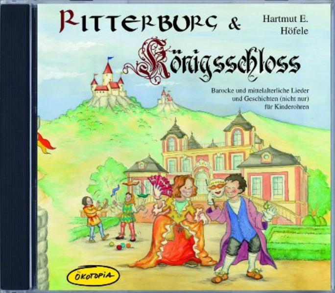 Ritterburg & Königsschloss (CD) - Coverbild