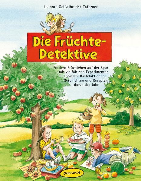 Die Früchte-Detektive - Coverbild