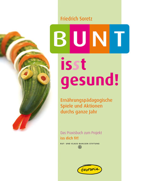 Bunt is(s)t gesund! - Coverbild