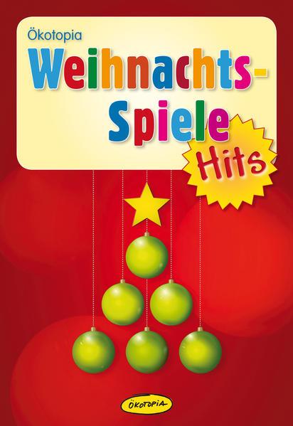 Weihnachtsspiele-Hits - Coverbild