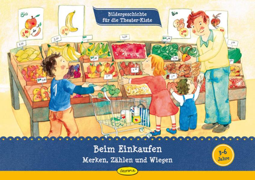 Beim Einkaufen - Coverbild