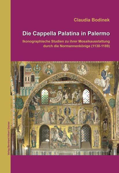 Die Cappella Palatina in Palermo. - Coverbild