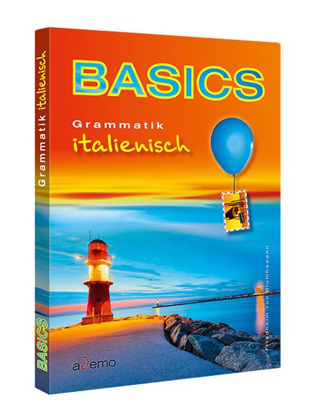 Grammatik Basics Italienisch - Coverbild