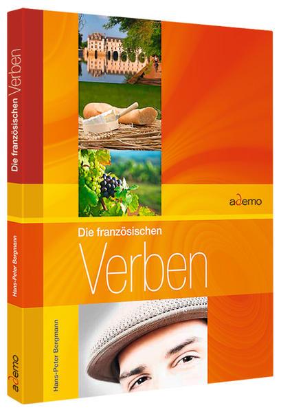 Verbenbuch - Die französischen Verben - Coverbild