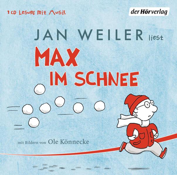 Max im Schnee - Coverbild