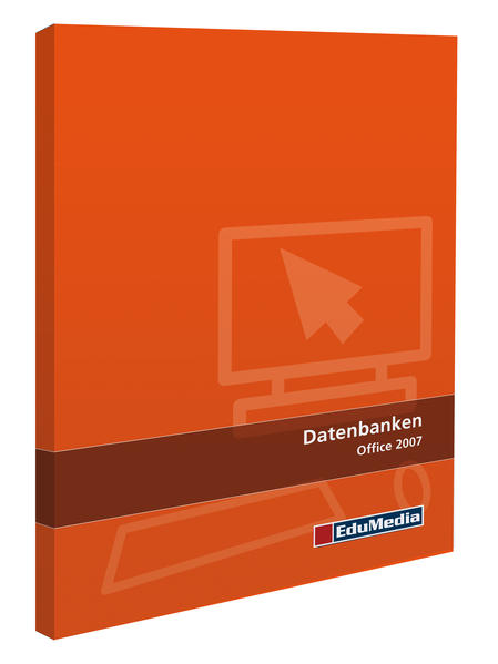 Datenbanken für Office 2007 - Coverbild