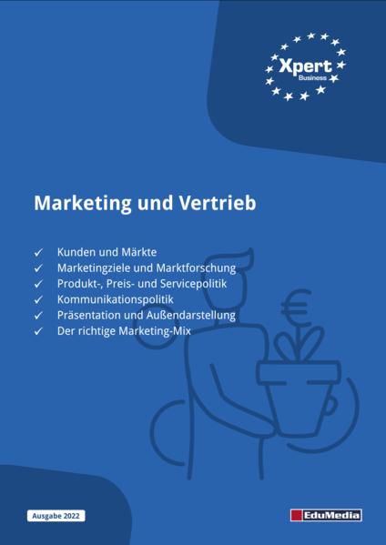 Marketing und Vertrieb - Coverbild