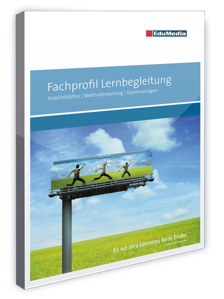 Fachprofil Lernbegleitung - Arbeitsblätter, Methodenkatalog, Kopiervorlagen - Coverbild