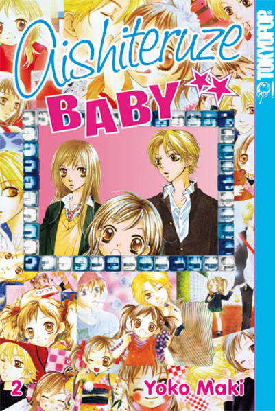 Aishiteruze Baby 02 - Coverbild