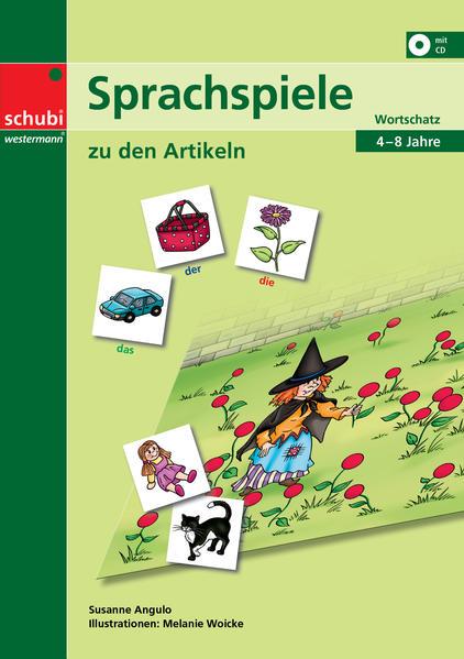 Sprachspiele zu den Artikeln - Coverbild