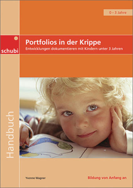 Portfolios in der Krippe - Coverbild