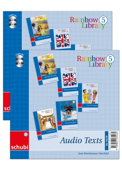 Rainbow Library 5 - CDs
