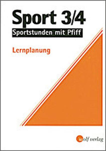Sport / Sport 3/4 Lernplanung - Coverbild