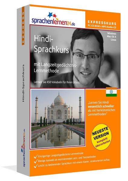 Kostenloses PDF-Buch Sprachenlernen24.de Hindi-Express-Sprachkurs