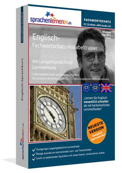 Englisch-Fachwortschatz - Coverbild