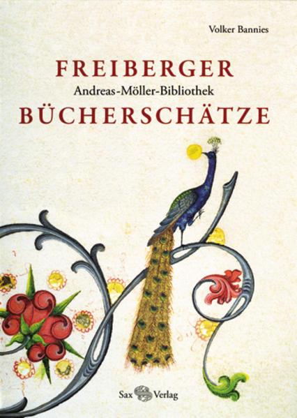 Freiberger Bücherschätze - Coverbild