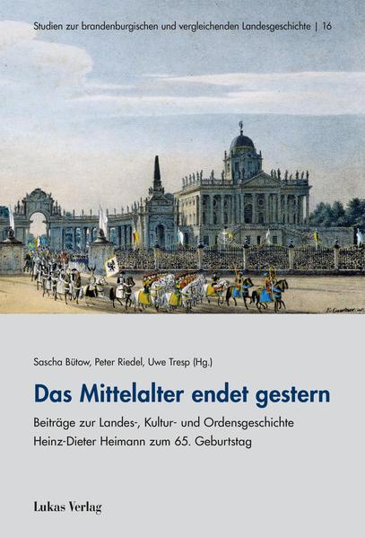 Das Mittelalter endet gestern - Coverbild