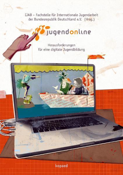 Jugend online - Coverbild