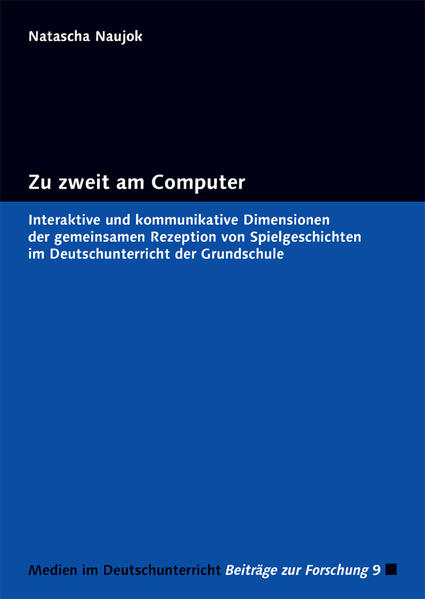 Zu zweit am Computer - Coverbild