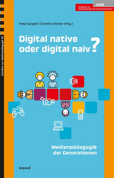 Digital native oder digital naiv? - Coverbild